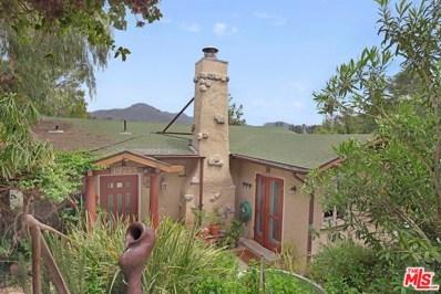 19735 Valley View Drive, Topanga, CA 90290 - #: 301254845