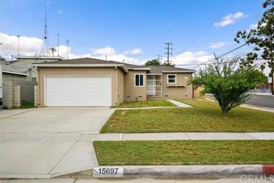 15697 Loukelton Street, La Puente, CA 91744 - #: 301357617