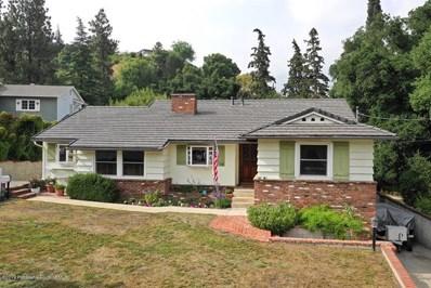 3744 Hillway Drive, Glendale, CA 91208 - #: 301363379