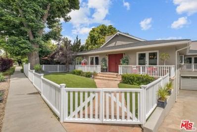 16207 Dickens Street, Encino, CA 91436 - #: 301428794
