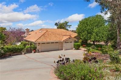 4765 Sleeping Indian Road, Fallbrook, CA 92028 - #: 301428814