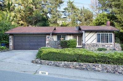 5833 Cold Water Drive, Castro Valley, CA 94552 - #: 301458124