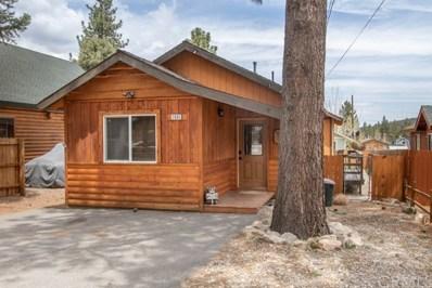 2085 Shady Lane, Big Bear, CA 92314 - #: 301484825