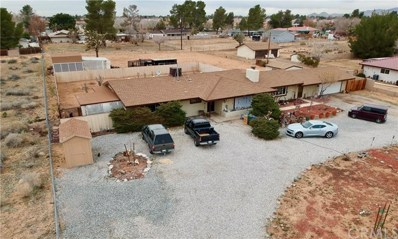 13822 Hopi Road, Apple Valley, CA 92307 - #: 301527225
