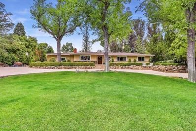 1131 El Monte Drive, Thousand Oaks, CA 91362 - #: 301529419
