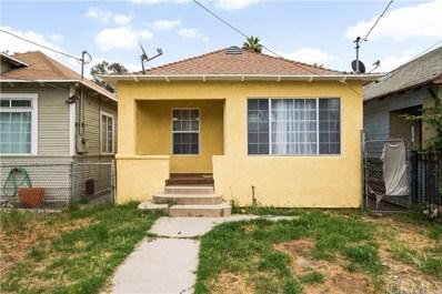 314 S Pecan Street, Los Angeles, CA 90033 - #: 301529524