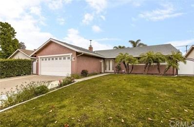 5722 Rich Hill Way, Yorba Linda, CA 92886 - #: 301531203