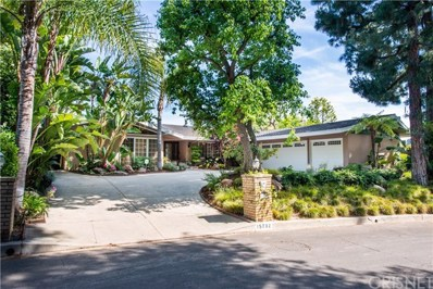 15732 High Knoll Road, Encino, CA 91436 - #: 301532782