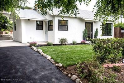 743 E Palm Street, Altadena, CA 91001 - #: 301533087