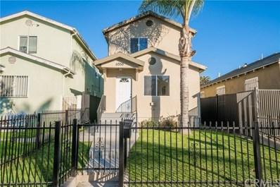 6558 S Van Ness Avenue, Los Angeles, CA 90047 - #: 301548257