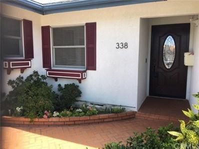 338 E Jacaranda Avenue, Orange, CA 92867 - #: 301565317