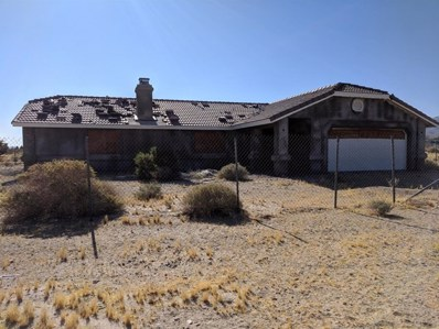 9523 Chickasaw, Lucerne Valley, CA 92356 - #: 301580741