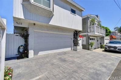 425 Gould Avenue, Hermosa Beach, CA 90254 - #: 301593691