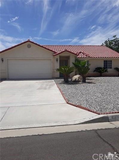 64573 Spyglass, Desert Hot Springs, CA 92240 - #: 301597685