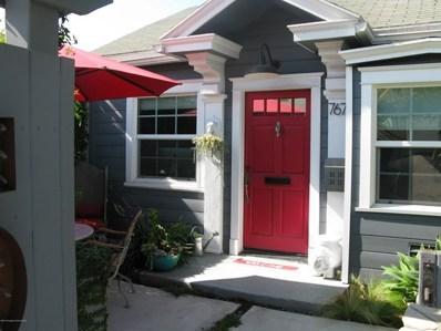767 N Gower Street, Los Angeles, CA 90038 - #: 301629101
