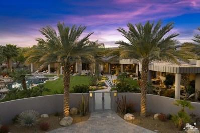 1 Canyon Creek, Rancho Mirage, CA 92270 - #: 301668328