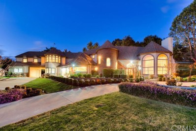 1745 Hollyhill Lane, Glendora, CA 91741 - #: 301692811