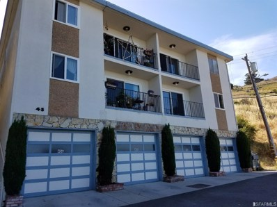 45 Joy Avenue UNIT C, Brisbane, CA 94005 - #: 472549