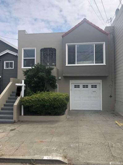 625 Brunswick Street, San Francisco, CA 94112 - #: 474684