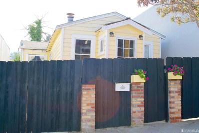 213 Vistaction Avenue, Brisbane, CA 94005 - #: 475631