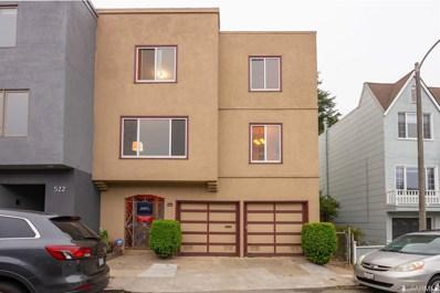 518 Los Palmos Drive, San Francisco, CA 94127 - #: 475663