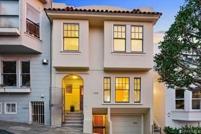 1145 Vallejo Street, San Francisco, CA 94109 - #: 475775