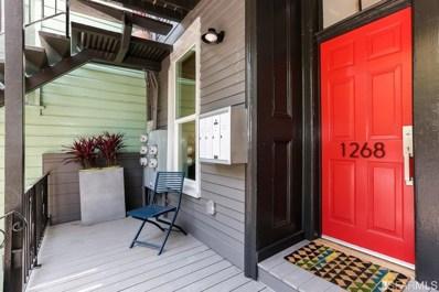 1266-1268 Hampshire Street UNIT 1268, San Francisco, CA 94110 - #: 475819