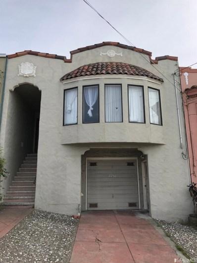 2256 20th Avenue, San Francisco, CA 94116 - #: 478230