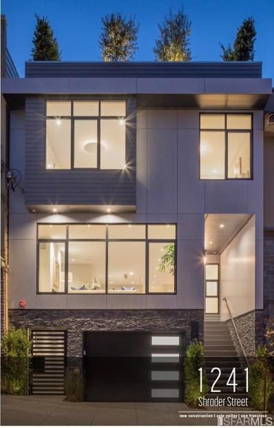 1241 Shrader Street, San Francisco, CA 94117 - #: 480012