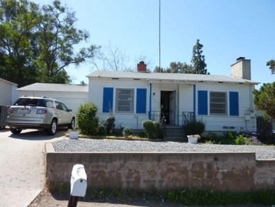 8759 Campo, La Mesa, CA 91941 - #: 150020698
