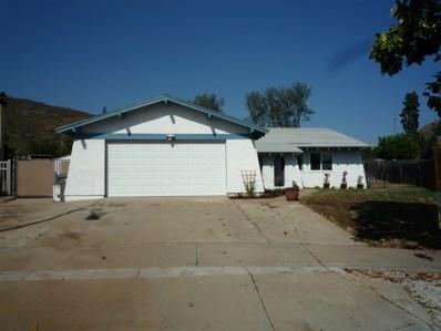 1797 Woodburn, El Cajon, CA 92021 - #: 160027103