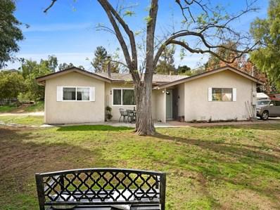 2521 San Vicente Rd, Ramona, CA 92065 - #: 180008837