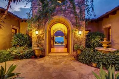 7930 Camino De Arriba, Rancho Santa Fe, CA 92067 - #: 180015203