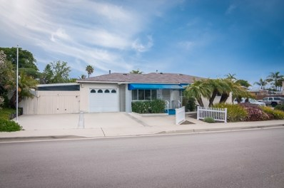 4805 Epinette Ave., San Diego, CA 92117 - #: 180018303
