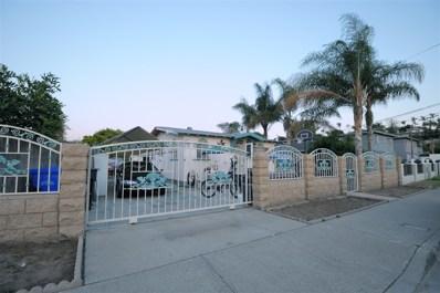 2027 S 42Nd St, San Diego, CA 92113 - #: 180024247