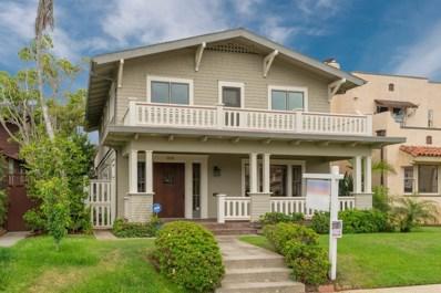 1829 Altamira Place, San Diego, CA 92103 - #: 180027274