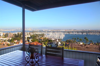 945 Harbor View Dr, San Diego, CA 92106 - #: 180028714