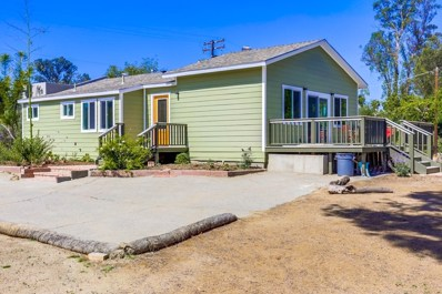 315 W Dougherty Street, Fallbrook, CA 92028 - #: 180029021