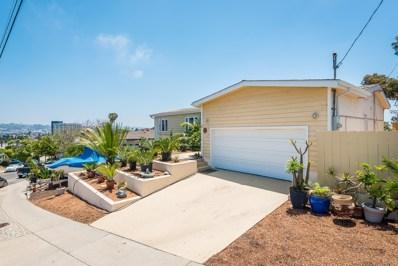 3625 Kingsley St, San Diego, CA 92106 - #: 180034541