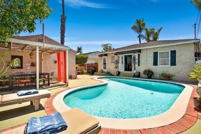 2529 32nd Street, San Diego, CA 92104 - #: 180036705