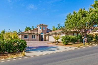 2377 Warmlands Ave, Vista, CA 92084 - #: 180036994