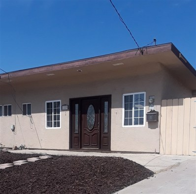 1008 Guatay Ave, Chula Vista, CA 91911 - #: 180041664