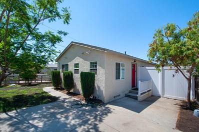 127 N Hayden Dr, Escondido, CA 92027 - #: 180044405