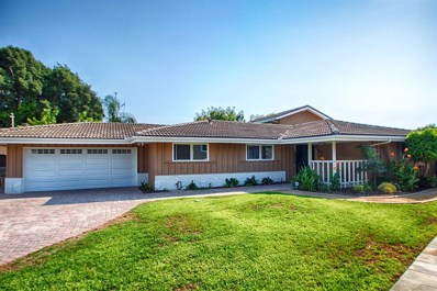 1405 Crestridge, Oceanside, CA 92054 - #: 180044975