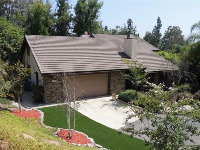 1704 The Woods Drive, El Cajon, CA 92019 - #: 180045193