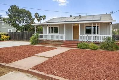 13315 Julian Ave, Lakeside, CA 92040 - #: 180045212