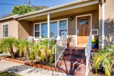 53 3rd, Chula Vista, CA 91910 - #: 180045378