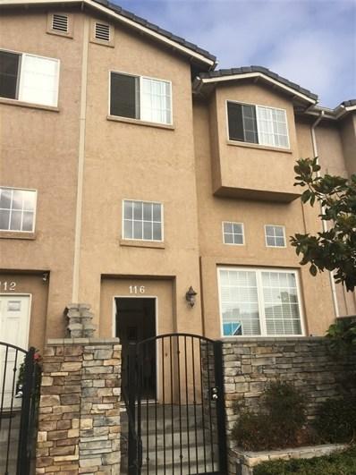 116 W Douglas Ave, El Cajon, CA 92020 - #: 180045535