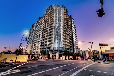 1080 Park Blvd UNIT 615, San Diego, CA 92101 - #: 180045586