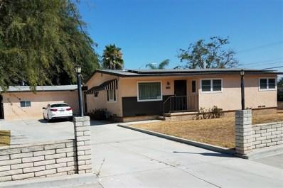 904 W 11th Ave, Escondido, CA 92025 - #: 180046560